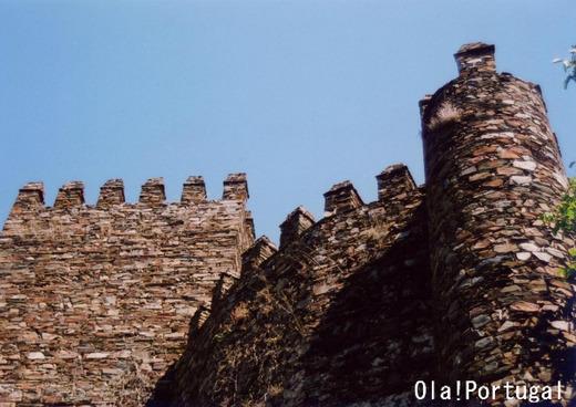 ポルトガルの古城巡り:ロウザン城