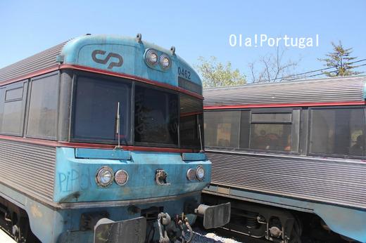 ポルトガル鉄道CP:リスボンからファーロへの乗り換え駅