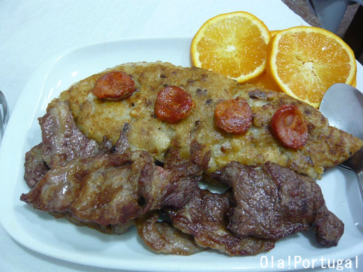 ポルトガル料理:Migas ミガシュ