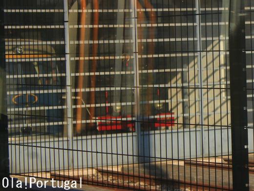 ポルトガル鉄道CPの博物館:Lousado ロウサド