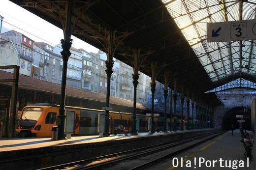 世界の車窓から(ポルトガル):ポルト~ヴァレンサ