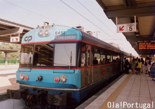 ポルトガル鉄道の旅:ポルト~ヴィアナ・ド・カステロ~ヴァレンサ