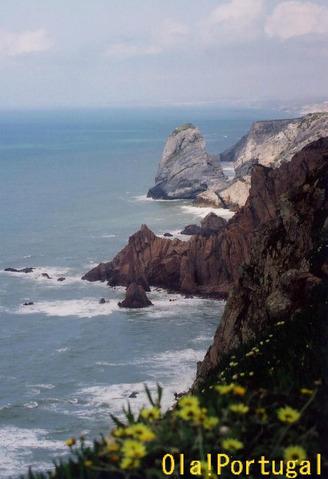 ポルトガル最西端ロカ岬