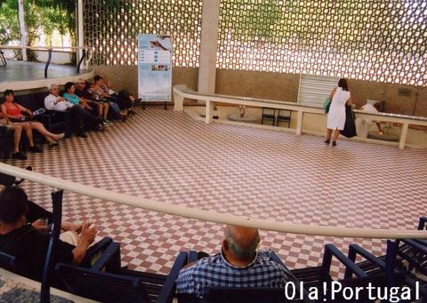 ポルトガルの温泉(Chaves)