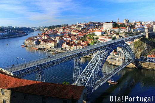 ポルトガル旅行記:Ola!Portugal与茂駄とれしゅ