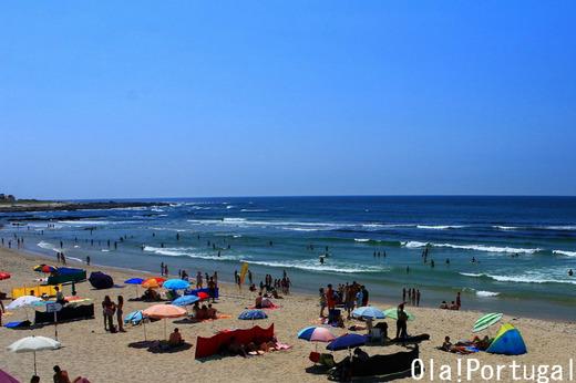 ポルトガル夏のビーチリゾートに行って来た