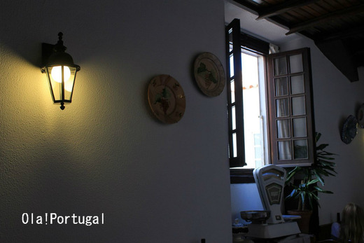 ポルトガル旅行記:Monchique モンシケのレストラン