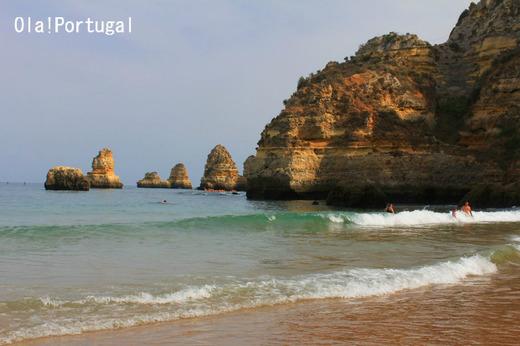 世界で最も美しい50のビーチに選ばれたポルトガルのビーチリゾート