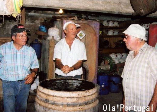 ポルトガルのワイン:マデイラ
