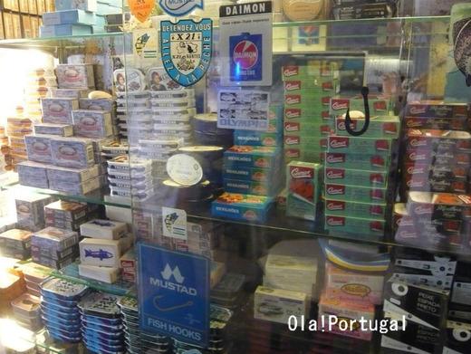 リスボンの缶詰レストラン:ソル・イ・ペスカ