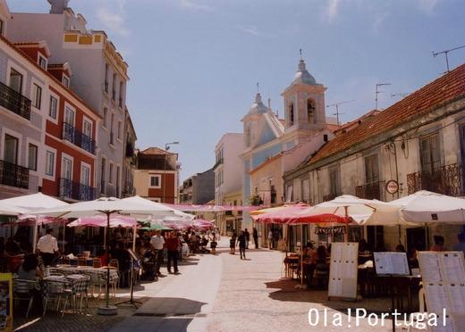 Lisboa Cacilhas リスボン(カシーリャス)