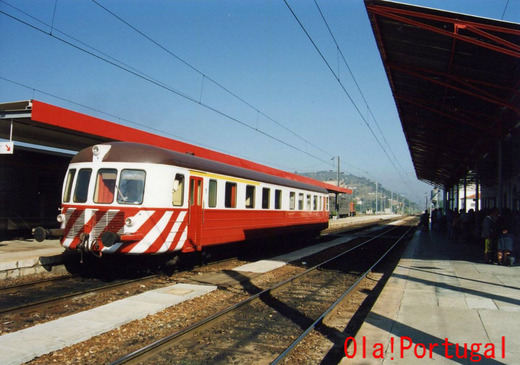 ポルトガル国鉄:エントロンカメント