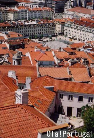 ポルトガル旅行記:リスボン、フィゲイラ広場