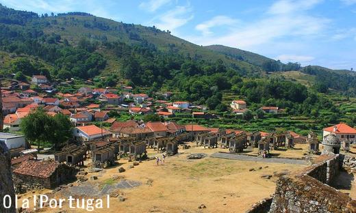 ポルトガル古城巡り:カステロ・ド・リンドーゾ