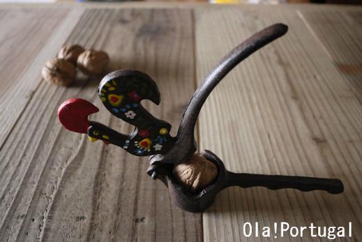 ポルトガルの幸せのシンボルガロちゃんのお土産