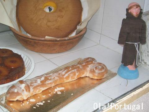アマランテのお菓子(ボーロ・デ・マルテーロ)と聖ゴンサーロ