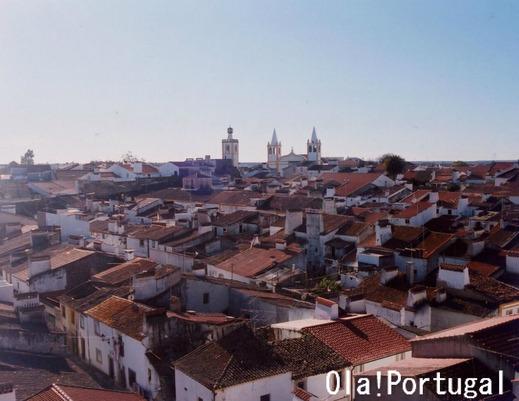 ポルトガル旅行記:Nisa ニーザ