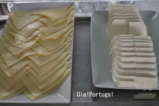 ポルトガルのチーズ:ポルトガル旅行記(アライオロス)