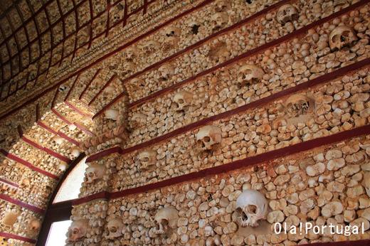 ポルトガルに3ヶ所ある人骨堂:(2)カンポ・マイオール