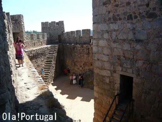 ポルトガルの古城、城跡を旅する