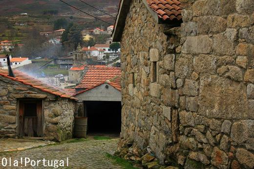ポルトガルの農村風景