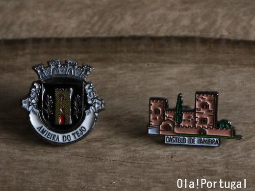ポルトガルのお土産:ピン