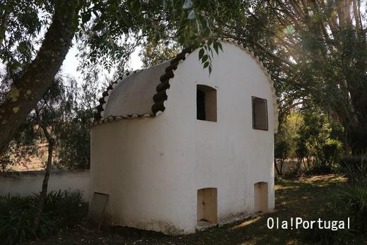 ポルトガルの建物:鳩小屋