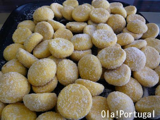 ポルトガルのお菓子:Areia アレイア(シントラ)