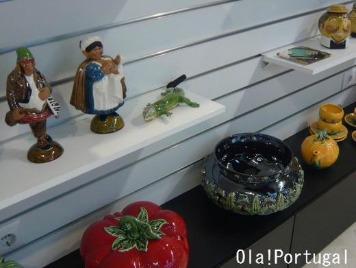 ポルトガル土産:Bordalo Pinheiro ボルダロ・ピニェイロ