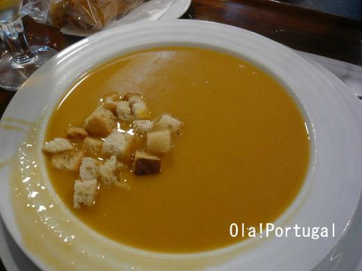 ポルトガル料理:Sopa de Marisco ソッパ・デ・マリスコ