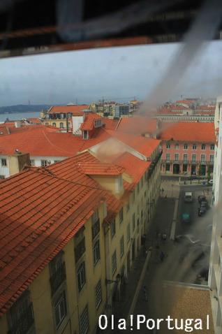 リスボンのエレベータ