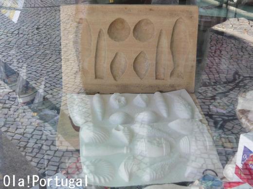 ポルトガルの郷土菓子(アヴェイロ):Ovos  Moles de Aveiro