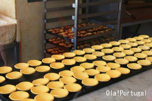ポルトガルのお菓子:パステル・デ・ナタ