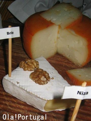 ポルトガルのチーズ:Brie