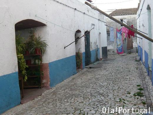 『ポルトガルの住まい大図鑑』エストレモスの長屋