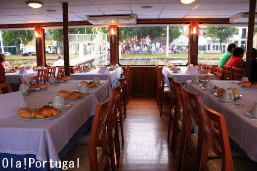 世界の船旅:ドウロ川クルーズ(ポルトガル)