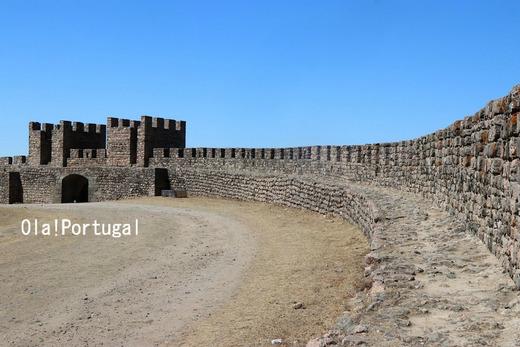 Castelo de Arraiolos, Arraiolos, Portugal