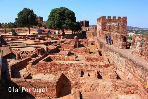 ポルトガル古城・城跡巡りの旅:シルヴェス城