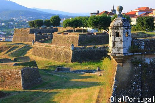 ポルトガル旅行記:Valenca do Minho ヴァレンサ・ド・ミーニョ