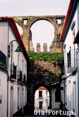 ポルトガルの水道橋:Serpa セルパ