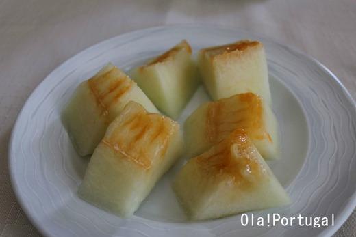 ポルトガル料理デザート:メロン