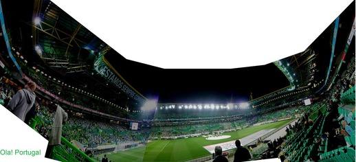 スポルティングのホーム、ジョゼ・アルヴァラーデ・スタジアム
