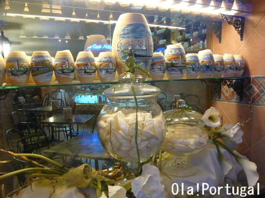 ポルトガルの伝統菓子:オヴォシュ・モーレシュ・デ・アヴェイロ