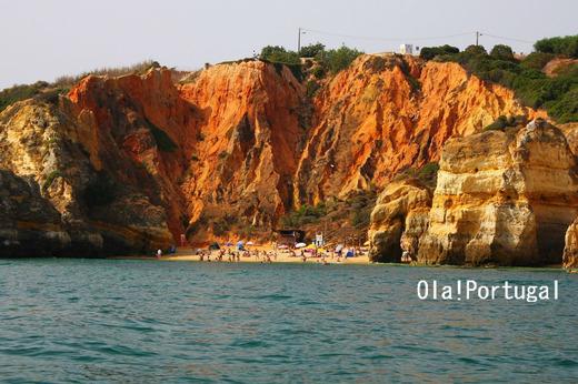 ポルトガルのビーチリゾート:アルガルヴェ・ラゴス