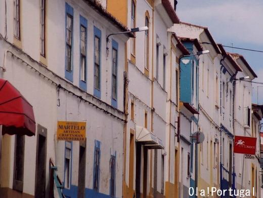 アレンテージョ地方の素敵な町:Redondo ルドンド