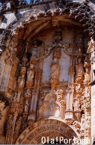 ユネスコ世界遺産:トマールのキリスト修道院