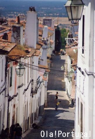 『レトロな旅時間ポルトガルへ』に登場のEstremoz エストレモス