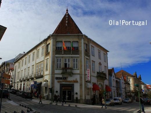 ポルトガル旅行記:Viseu ヴィゼウ