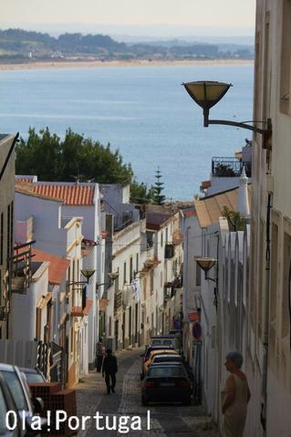ポルトガル・ラゴスの旧市街