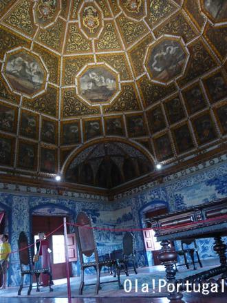 ポルトガル情報&旅行記:シントラの王宮